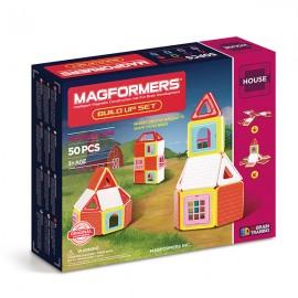 Магнитный конструктор MAGFORMERS Build Up Set