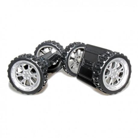 Magformers Click Wheel пара колес