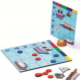 Настольная игра Морской бой Djeco (Франция) 05270