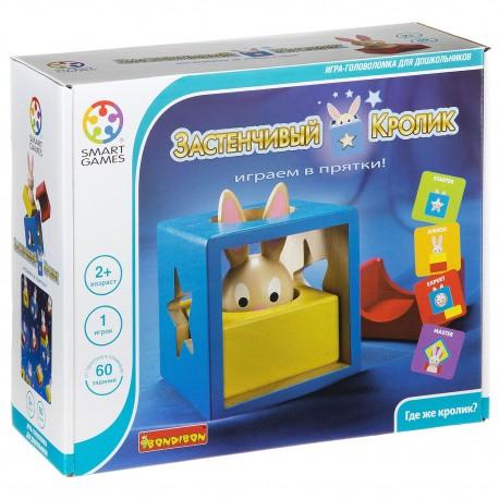 Логическая игра Застенчивый Кролик  SMART GAMES
