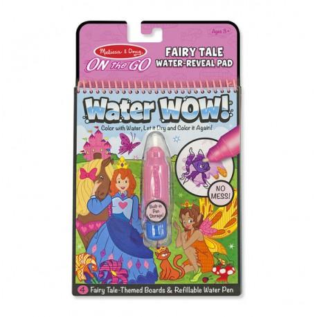 Рисуем водой, Волшебная сказка Melissa and Doug (США)