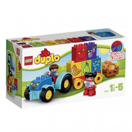 Конструктор  Мой первый трактор, LEGO Duplo 10615