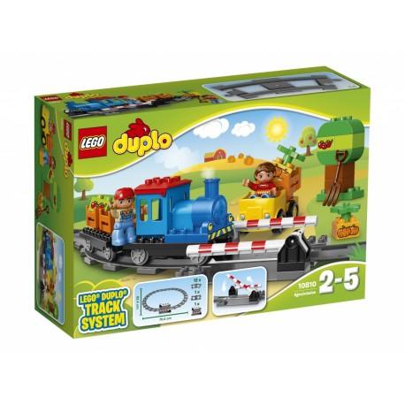Конструктор Локомотив LEGO Duplo 10810