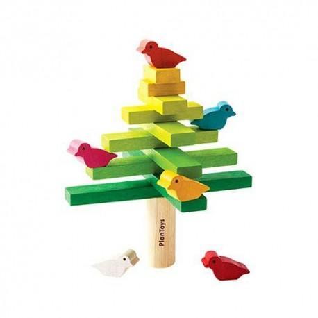 Балансирующее дерево Plan Toys (Тайланд)