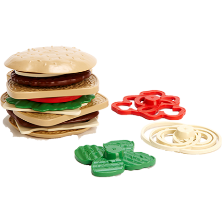 Набор для сэндвичей Green Toys (США)