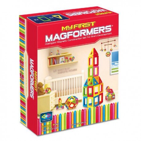 "Магнитный конструктор ""My First Magformers 30шт"""