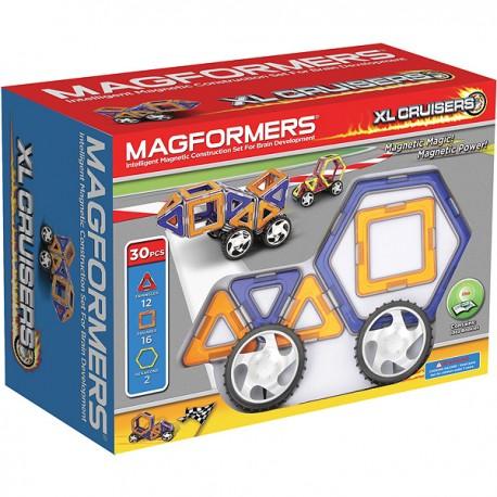 """Магнитный конструктор MAGFORMERS """"Xl cruisers машины"""""""