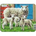 Пазл животные фермы овечки Larsen (Норвегия)