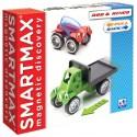 """Магнитный конструктор Smartmax """"Роб и ринго"""""""
