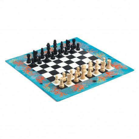 Шахматы Djeco деревянные (Франция)