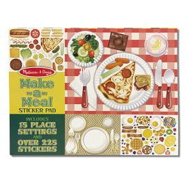 "Набор стикеров ""Готовим обед"", Melissa&Doug (США)"
