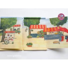 Магнитная игра За покупками, Egmont Toys (Бельгия) 630659