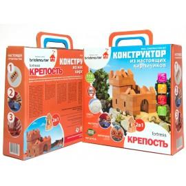 Конструктор BRICKMASTER 205 Крепость 2 в 1 (119 деталей)