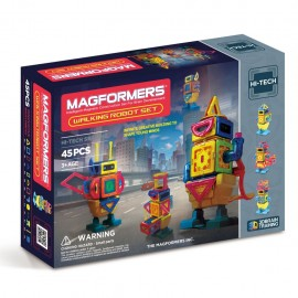 MAGFORMERS  Walking Robot