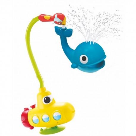 """Водная игрушка-душ """"Подводная лодка и Кит"""", Yookidoo (Израиль)"""