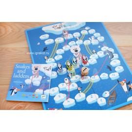 Настольная игра Сачки и лестницы Djeco (Франция) 05208