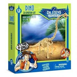 Dr.Steve: Набор раскопки Брахиозавр Geoworld