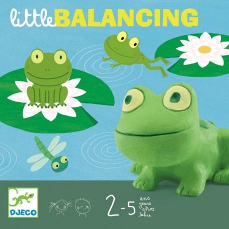 Настольная игра Лягушачий балансир Djeco (Франция)
