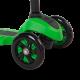 Самокат Yvolution Glider XL, зеленый (Ирландия)