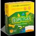 Развивающая настольная игра Геометрика, БАНДА УМНИКОВ (Россия)