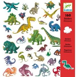 Наклейки Динозавры Djeco 08843