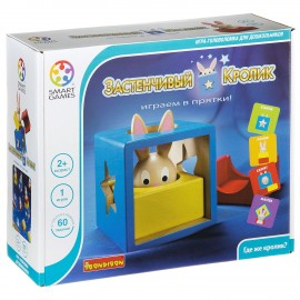 Логическая игра Застенчивый Кролик  SMART GAMES (Bondibon)