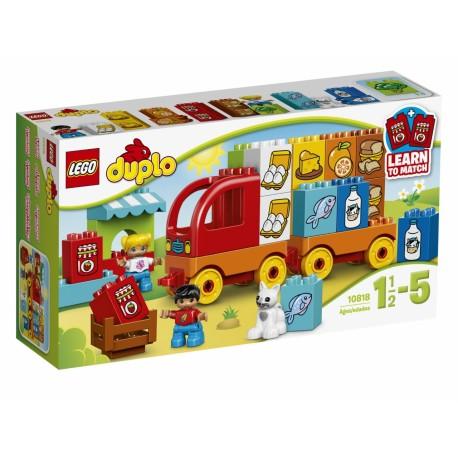 Мой первый грузовик Конструктор LEGO Duplo 10818