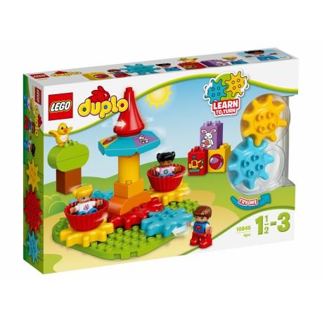 Моя первая карусель Конструктор LEGO Duplo 10845