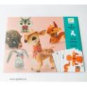 Волшебная бумага Животные Djeco (Франция) 09674