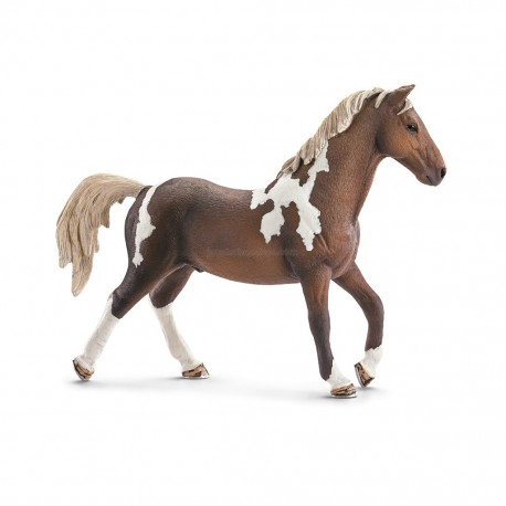 Тракененская лошадь, жеребец, Schleich (Германия)