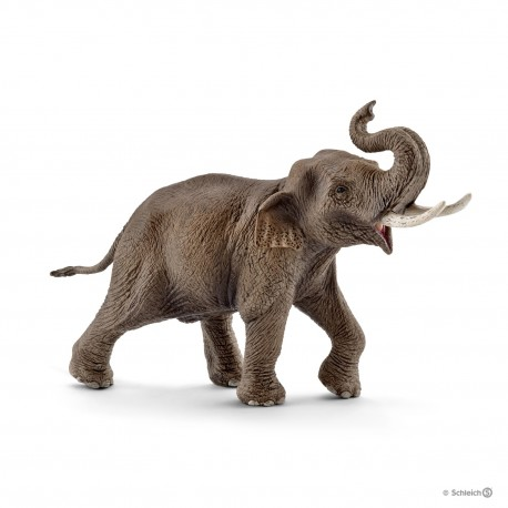 Азиатский слон, самец Schleich (Германия) 14754