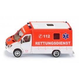 Машинка Скорая помощь Siku (Германия) 2108