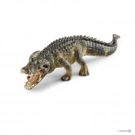 Крокодил Schleich (Германия) 14736