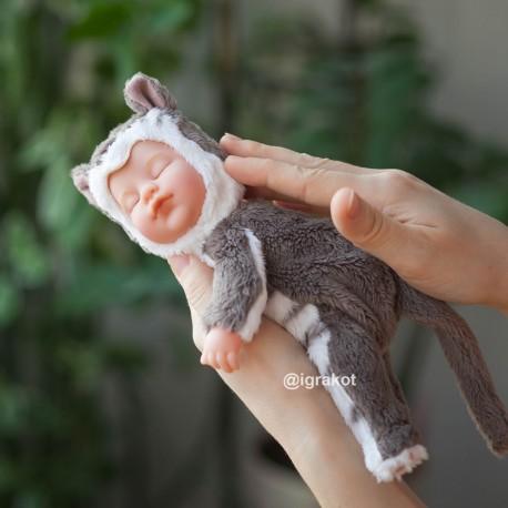 "9"" детки-котята Anna Geddes"