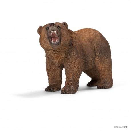 Медведь гризли Schleich (Германия) 14685