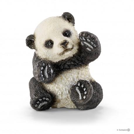 Панда детеныш играет Schleich (Германия) 14734