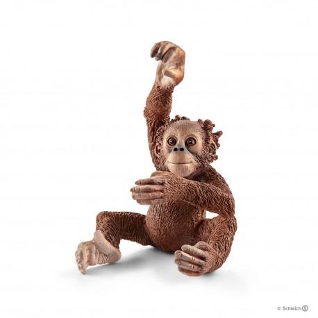 Орангутан, детеныш Schleich (Германия) 14776
