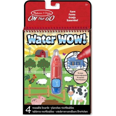 Раскраска водой домашние животные Melissa and Doug (США)