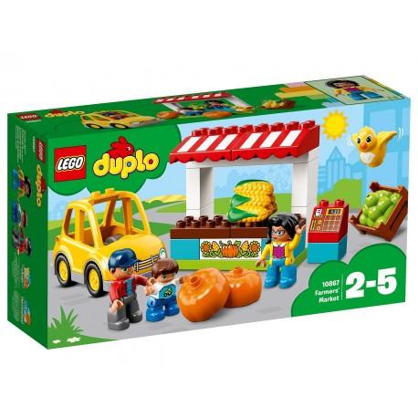 LEGO Duplo Town Фермерский рынок 10867