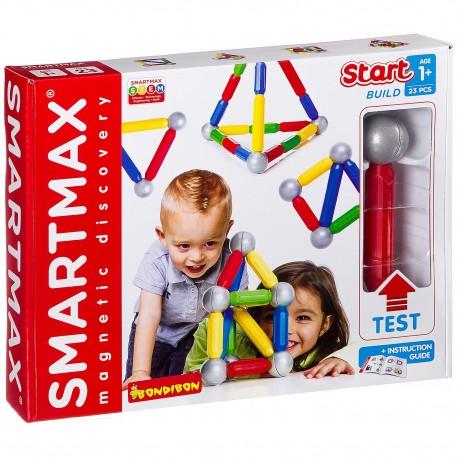 Магнитный конструктор  Основной (Basic) набор 23 дет Smartmax