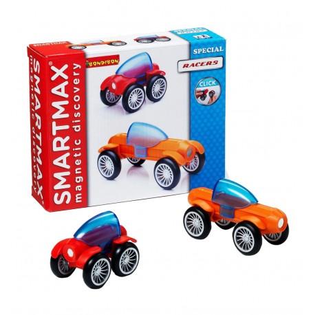 Магнитный конструктор гонщики Сэм и Стэн SMARTMAX (Бельгия)