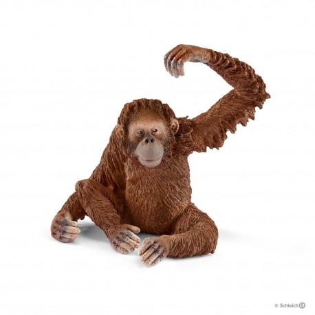 Орангутан самка schleich (Германия) 14775