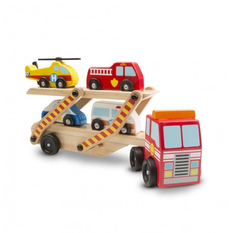 Тягач службы спасения Melissa and Doug (США) 4610