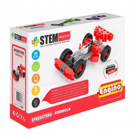Конструктор Формула 1 ENGINO (Кипр) SH31