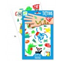 Татуировки Животные Djeco (Франция) 09576