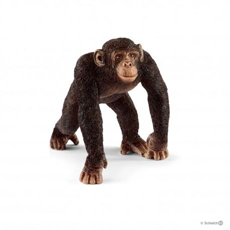 Шимпанзе, самка schleich (Германия) 14817