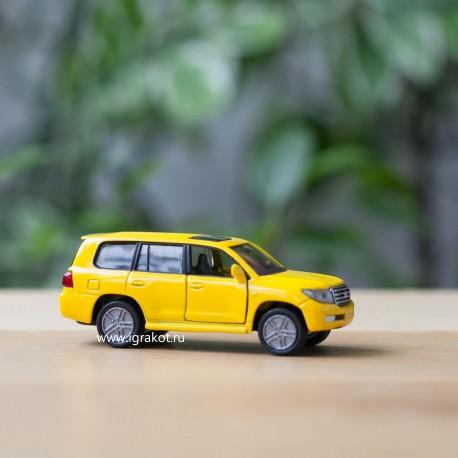 Машина Toyota Landcruiser Siku