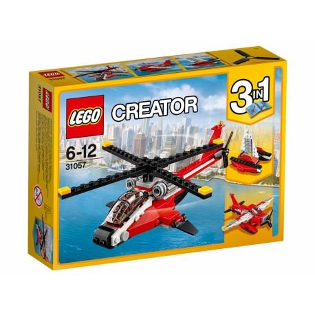 LEGO Creator Красный вертолёт 3 В 1 (Дания) 31057