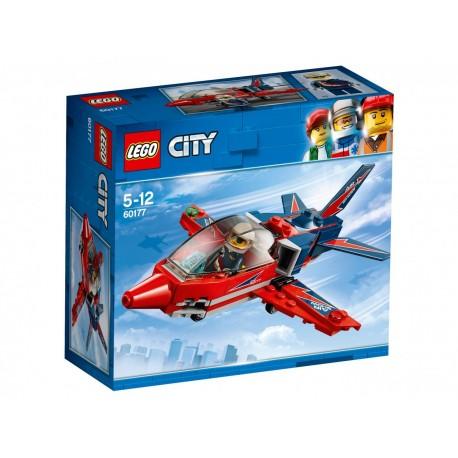LEGO City Great Vehicles Реактивный самолёт (Дания) 60177