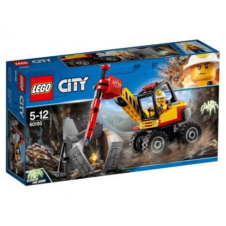 LEGO City Mining Трактор для горных работ (Дания) 60185